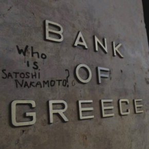 Greek cryptosecession as positive political anarchy
