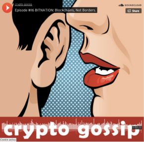 CryptoGoss podcast on emergent nations and emergent firms