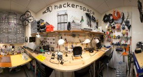 The positive political economy of innovation: Hackerspace anarchy